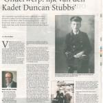 Brabants Dagblad 5 mei 2012 1e pag
