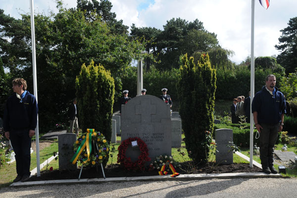 The Commemoration and Book presentation