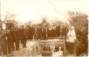 Funeral at 's-Gravenzande
