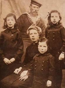 Violet Keams after Gpa death
